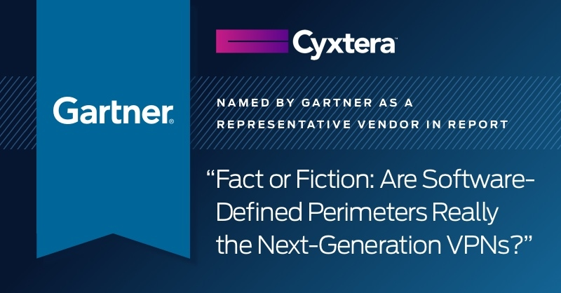 Cyxtera named by Gartner as a Representative Vendor in Report…