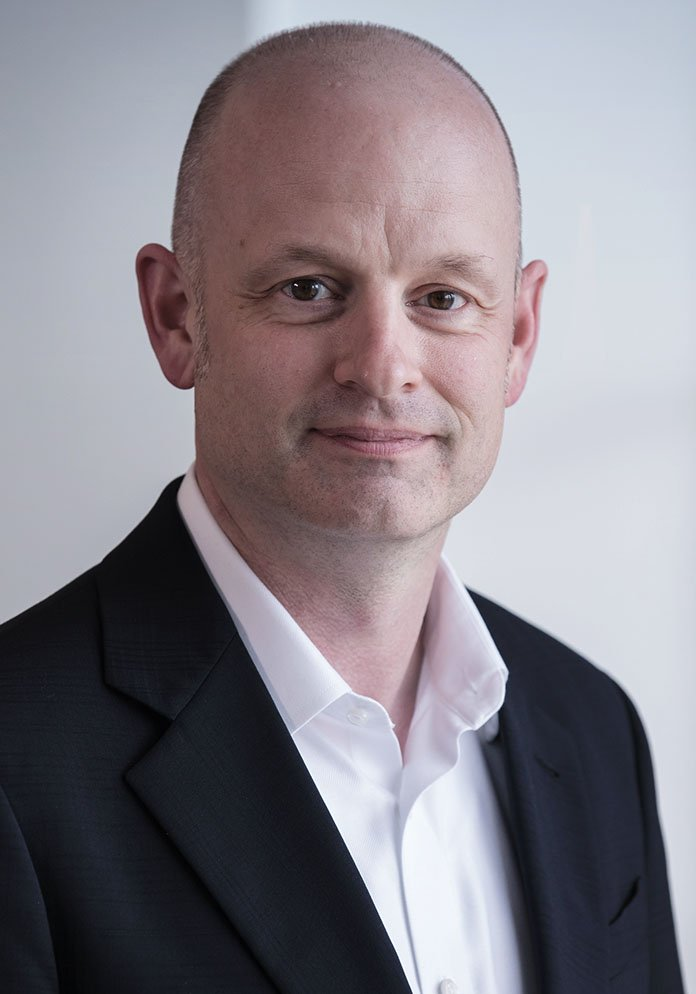 Simon West - Chief Marketing Officer