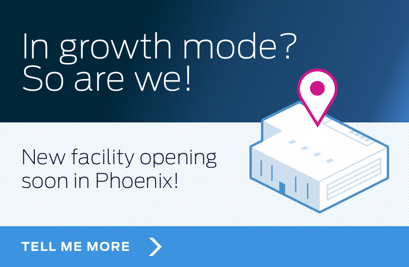 New data center in Phoenix